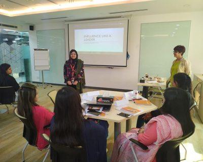 Women's in Leadership Program