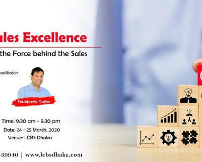 Sales Excellence Masterclass