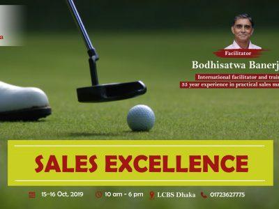 Sales Excellence Program