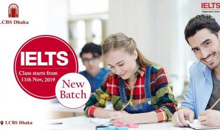 IELTS New Batch 19