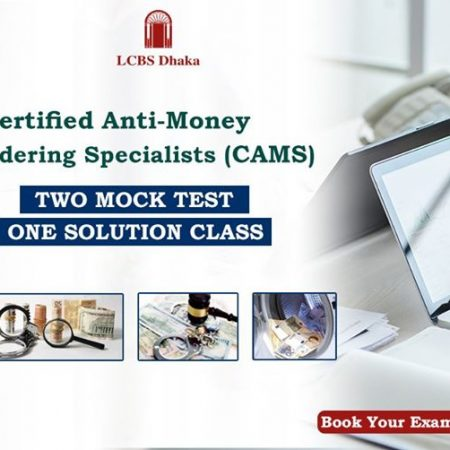 Certified Anti Money Laundering Specialist (CAMS) Mock Test