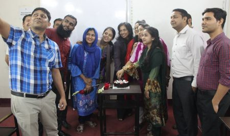 Celebrating Women's Day 2020 at LCBS Dhaka