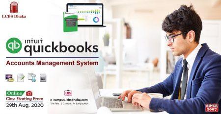 Accounts Management System (Quickbooks)