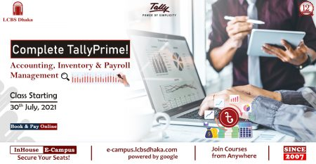 Tallyprime-Event