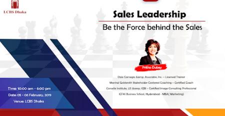 Training Salse Leadership