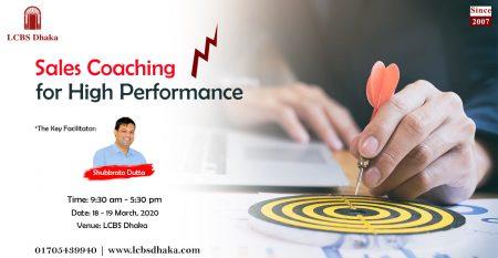 Sales-Coaching performance