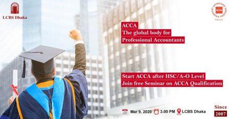 acca free seminar