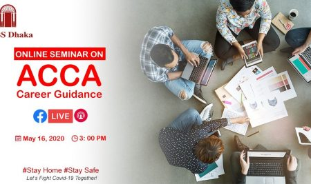 Online Seminar On ACCA Career Guidance!