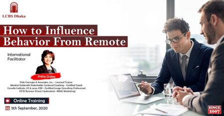 How to Influence Behavior From Remote