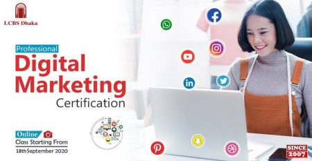 Professional Digital Marketing Certification Better Ideas for Fast Growth