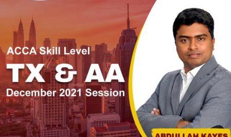 ACCA Skill Level TX & AA