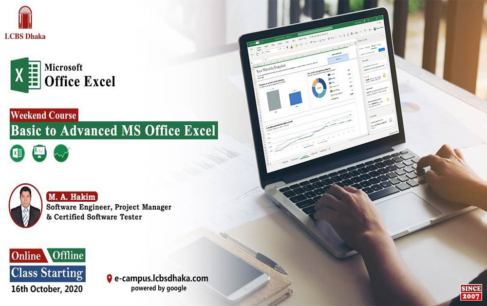Basic-to-Advanced-MS-Office-Excel-Essentials
