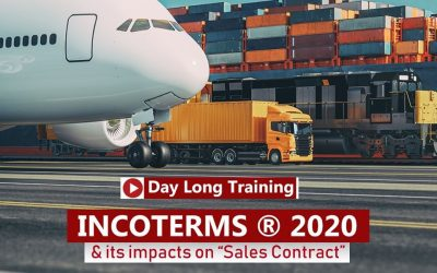 """INCOTERMS® 2020"""" and its impacts on Sales Contract"""