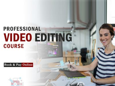 Professional Video Editing Course