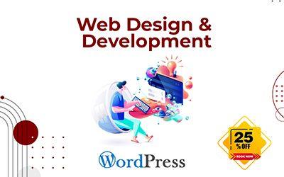 Web Design and Development with WordPress