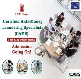 Certified Anti Money Laundering Specialist (CAMS)