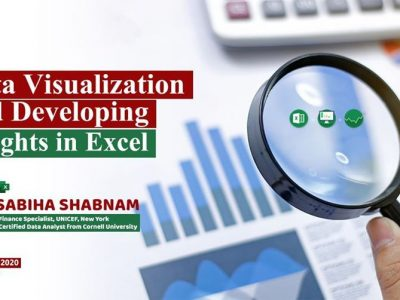 Data Visualization and Developing Insights in Excel