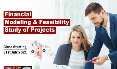 Financial Modeling and Feasibility Study of Projects