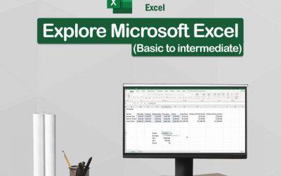 Explore Microsoft Excel