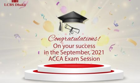 Congratulations to all of you who have passed the September, 2021 ACCA exam session.